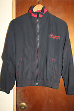 Northwest Airlines Cargo Men's Black Light Jacket Size Small