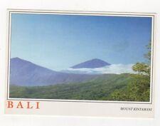 Bali Mount Kintamani Postcard 707a