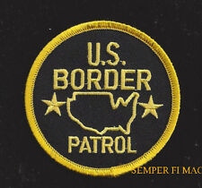 NOT uniform item US BORDER PATROL HAT PATCH VETERAN GIFT PIN UP LAW ENFORCEMENT