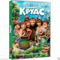 The Croods (DVD, 2013) Russian,English,Latvian,Estonian,Lithuanian