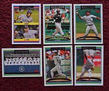 2006 Topps Seattle Mariners Baseball Team Set w/ Update (24 Cards) ~ ICHIRO +