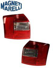 Audi A4 Q Wagon (02-05) Taillight L+R (x2) OEM Magneti Marelli Tail Lamp Light