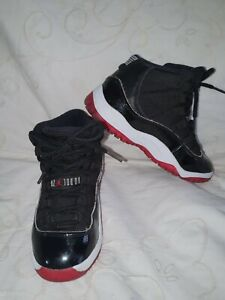 Air Jordan Kids Boot Trainers Size 10.5