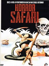 INVADERS OF THE LOST GOLD (HORROR SAFARI) (1982).