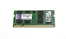 2GB DDR2 Laptop RAM Kingston 800MHz PC2-6400S DIMM 200-pol