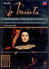 Verdi La Traviata DVD Angela Gheorghiu Frank Lopardo Georg Solti Royal Opera