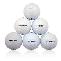 48 Bridgestone Mix Mint Quality Used Golf Balls AAAAA *In a Free Bucket!*