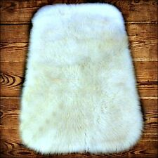 FUR ACCENTS Carpet Runner Area Rug Shag Faux Fur Hallway All Colors and  Sizes