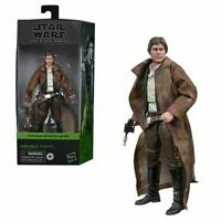 "Star Wars Black Series Han Solo Endor Trenchcoat 6"" Action Figure *IN STOCK"
