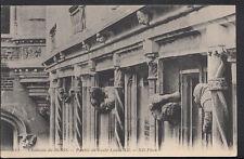 France Postcard - Chateau De Blois - Partie De L'Aile Louis XII -  B1007