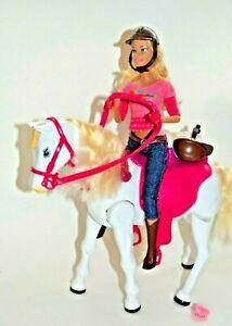 Barbie Puppe & Laufende Pferd, Zusammen Tawny Spielset, Sie Wirklich
