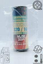 Expired Ektachrome 400x (retrochrome) Medium Format Film 120 (E6)