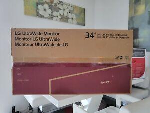 "LG UltraWide 34WN650 34"" IPS LED Monitor"
