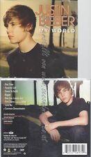 CD--JUSTIN BIEBER -- -- MY WORLD