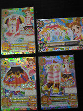 "Trading card of Japanese Animation ""AIKATSU"" Premium Marble candy coordinate"