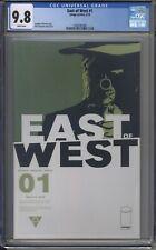 East of West # 1 CGC 9.8 Jonathan Hickman