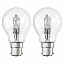2 Ampoules Halogène B22 Neolux Claire 77w 100w 230v OK variateur