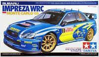 Tamiya 24281 Subaru Impreza WRC Monte Carlo '05 1/24 scale kit