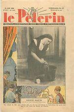 Irène Corday Thérèse Martin de Maurice de Canonge Sainte Thérèse   WWII 1939