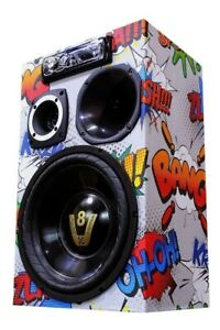 Sound System 800 Watts RMS Usb Radio Bluetooth FM/AM Amplifier Taramps