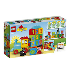 LEGO DUPLO My First Number Train 10847 Learning Counting Train 1.5+ 23 pcs