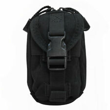 Tactical Molle Pouch Ipouch Iphone Blackberry Camera Case Cover Pouch-BLACK