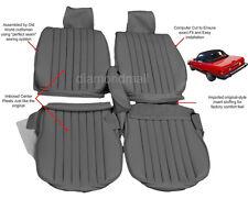 mercedes benz R107 leather seat Covers 450SL 380SL 560SL W107 SL 1972-1989