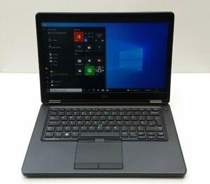 """Dell Latitude E5450 i3-5010U 2.1GHz 8GB 256GB SSD 14.1"""" FHD 1080P Win 10 (9KAQ)"""