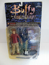 Buffy  Angel--carded Werewolf Oz figure--Moore action figures