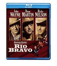 RIO BRAVO (1959) BLU RAY (2015) JOHN WAYNE DEAN MARTIN RICKY NELSON NEW & SEALED