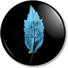 "Fringe Leaf 25mm 1"" Pin Button Badge TV Series Sci-Fi FBI Symbol Image Logo"