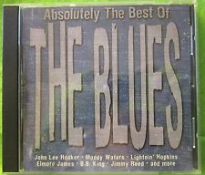 Absolutely the Best of the Blues, Vol. 1 by Various Artists (CD, Jul-1999, Fuel