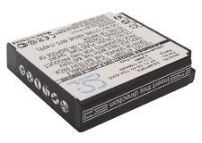 BATTERIA agli ioni di litio per Panasonic Lumix dmc-fx9eg-s Lumix DMC-FX3 Lumix dmc-fx8eg-a