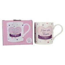 Lesser & Pavey I love you maman Tasse en porcelaine fine lp33459