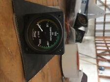 Vans Aircraft oil temperture gauge