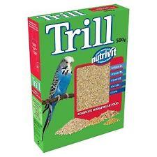 Trill Budgie Food 500G