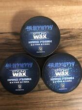 3 X GUMMY FONEX HARD FINISH 150ML BUBBLEGUM SCENT HAIR WAX+FREE DELIVERY