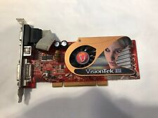 Radeon X1550 Low Profile 256MB Legacy PCI Graphics Card VT-X1550PCI256