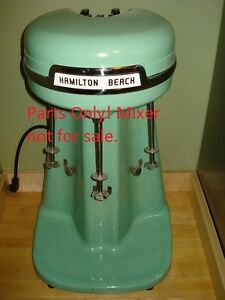 Hamilton Beach Malt Mixer Rubber Feet 40 940 Triple 3 Spindle
