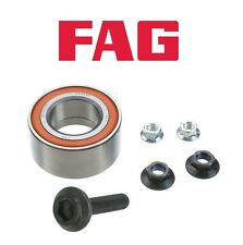 For Audi A4 A6 A8 Allroad Quattro S4 Front Left or Right Wheel Bearing Kit FAG