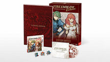 Fire Emblem Echoes Shadows of Valentia Limited Edition 3DS Collector Special