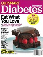 Outsmart Diabetes Magazine Weight Loss Recipes Boost Energy Yoga Workout Health
