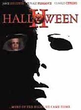 Halloween II 2 DVD Widescreen NEW SEALED MICHAEL MYERS UNIVERSAL John Carpenter