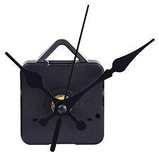 Mudder Quartz Clock Movements Mechanism Parts, 3/ 25 Inch Maximum Dial Thickness