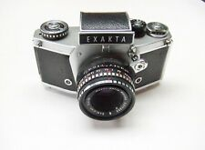 EXAKTA VX1000 WITH MEYER  f2.8 50mm  DOMIPLAN LENS.