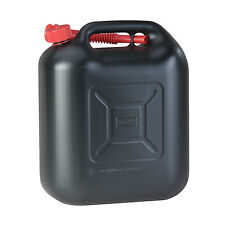Kraftstoffkanister 20L schwarz NEU Made in Germany! Benzinkanister 20 Liter E10