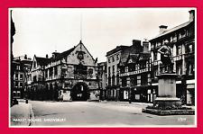 Unposted card, Market Square, Shrewsbury , Shropshire