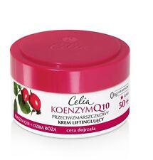 Celia coenzyme Q10 WILD ROSE ANTIRUGHE SOLLEVAMENTO 50 + Giorno / Notte Crema