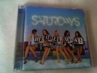 THE SATURDAYS - HEADLINES - CD ALBUM - 2010