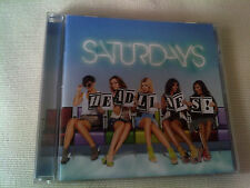 THE SATURDAYS - HEADLINES - CD ALBUM - 2010